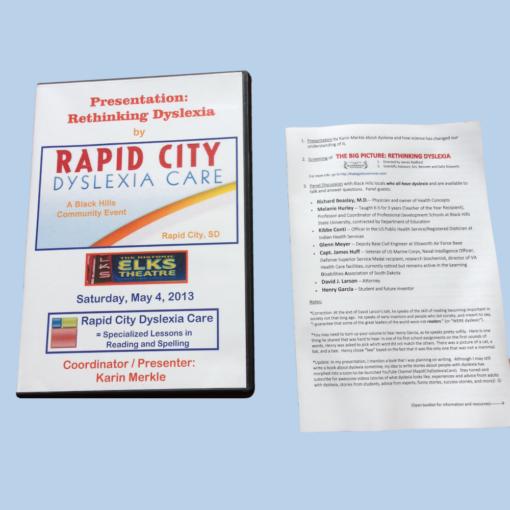 rapid-city-dyslexia-care-dvd